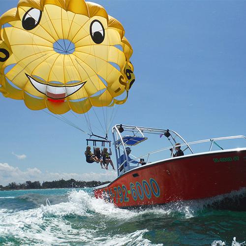 anna maria island parasailing